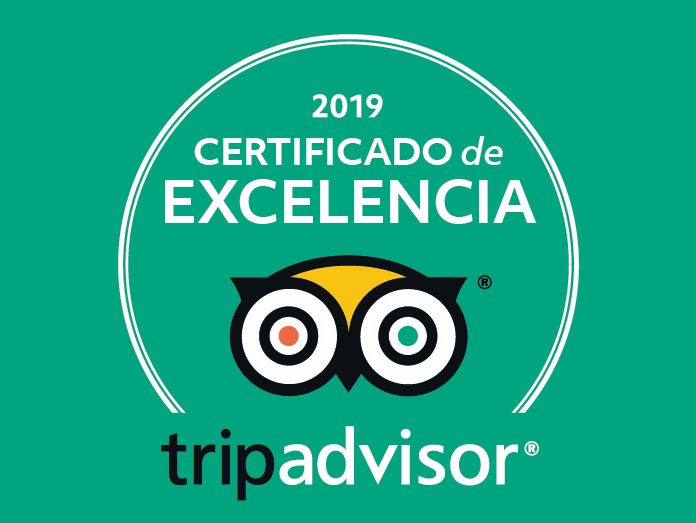 Pemio Tripadvisor 2019